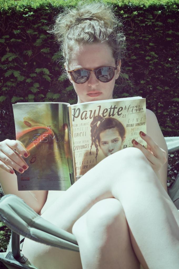 Parution dans le magazine Paulette
